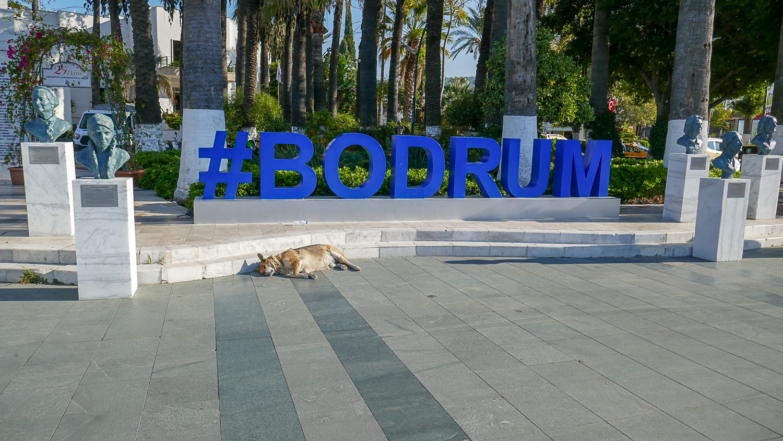 Добро пожаловать в Бодрум!