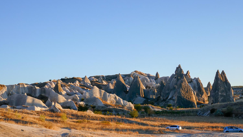 Невероятная Каппадокия