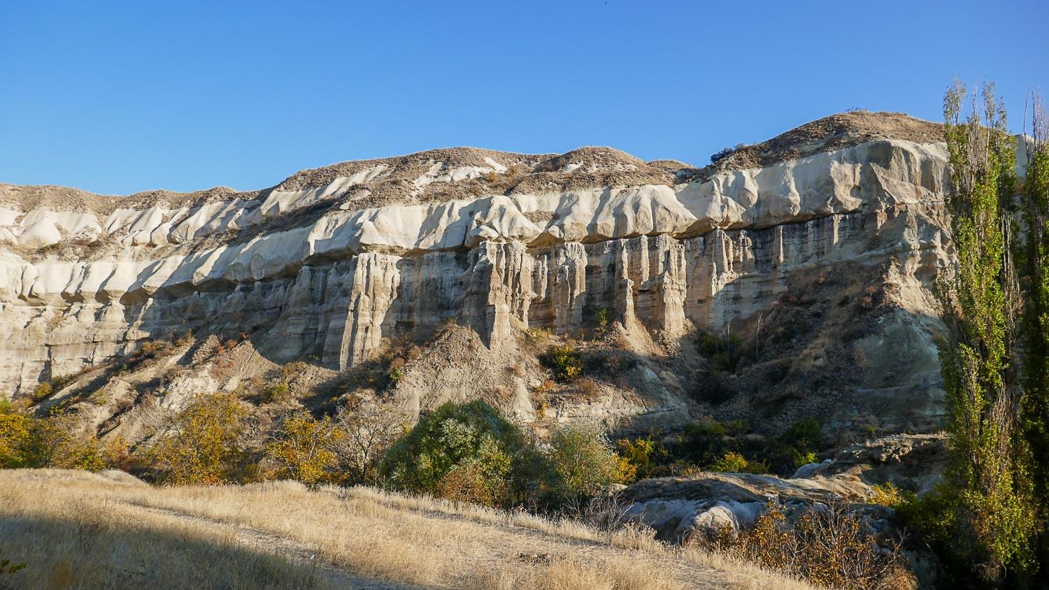 Еще немного бесподобных скал Каппадокии