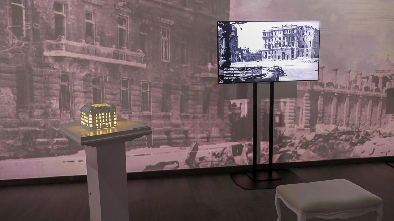 Выставка, посвященная Алайошу Хаусману (Alajos Hauszmann)