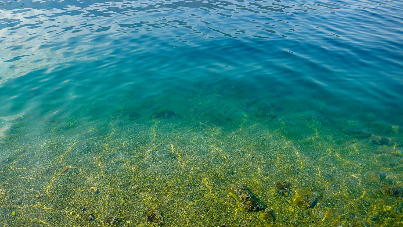 Потрясающая вода