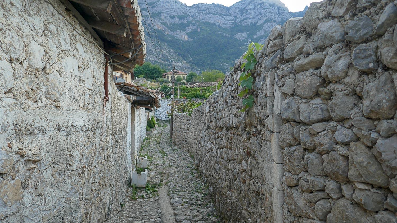 Каменные улицы