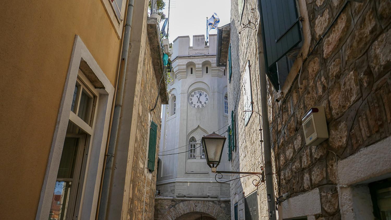 Вот такой красивый вход в Старый город