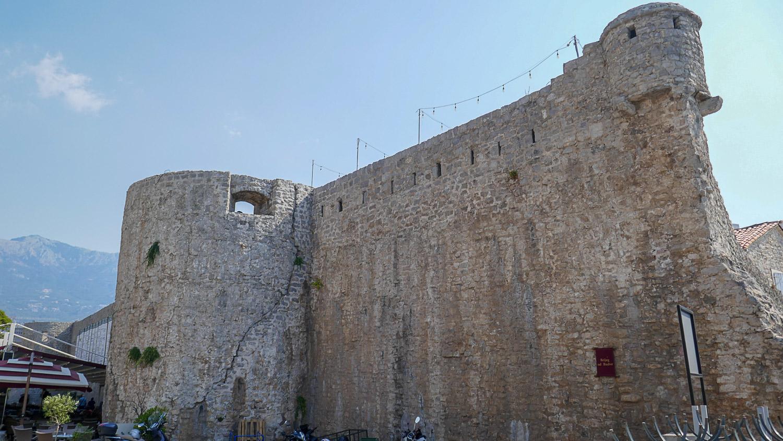 Стены цитадели