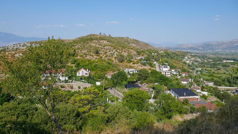 Албанские холмы