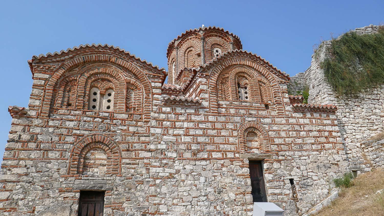 Церковь Святой Троицы (XIII или XIV век, включена в список ЮНЕСКО)