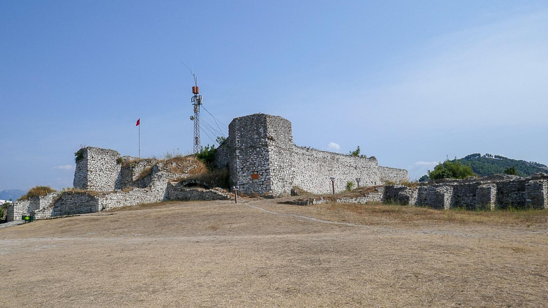 Руины Белой мечети