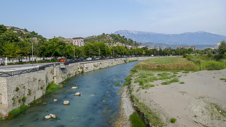 Река Осуми